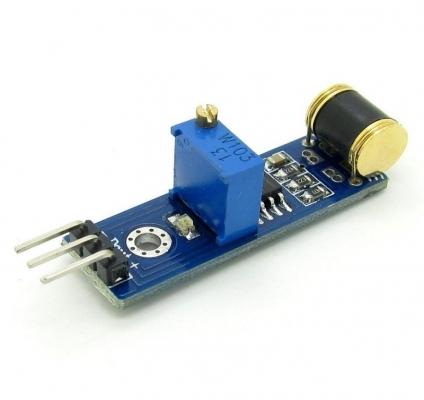 ماژول سنسور لرزش 801S