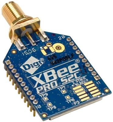 XBP24CZ7SITB003  زیگبی پرو قابل برنامه ریزی 63میلی وات 2.4گیگا آنتن RPSMA