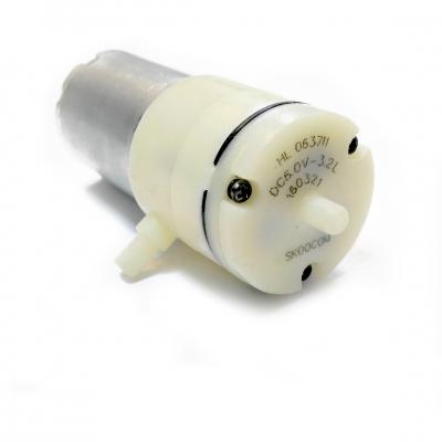 مینی پمپ هوای 6 ولت 3.2 لیتر در دقیقه مدل SC3704P