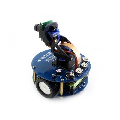 کیت ربات AlphaBot2 طراحی شده برای کنترلر رزبری پای Zero