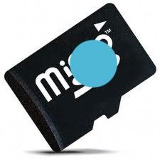 حافظه MicroSD 8GB بورد C1 اندروید
