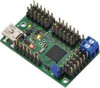 درایور USB سروو موتور 18 کاناله Maestro ساخت Pololu آمریکا