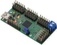 درایور USB سروو موتور 24 کاناله Maestro ساخت Pololu آمریکا