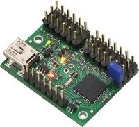 درایور USB سروو موتور 12 کاناله Maestro ساخت Pololu آمریکا