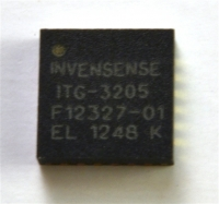 سنسور ژیروسکوپ سه محور ITG-3205