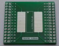 مبدل آی سی TSOP48/56 به DIP48/56