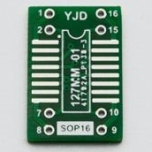 مبدل آی سی SOP16  به DIP16