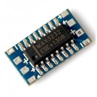 مبدل مینیاتوری RS232 به TTL با MAX3232