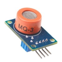 ماژول سنسور MQ-3 تشخیص الکل اتانول