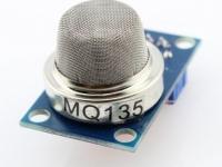 ماژول سنسور MQ-135 تشخیص گازهای آلاینده و میزان کیفیت هوا