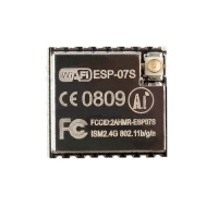 ماژول مبدل سریال به وایفای ESP8266  ESP-07S