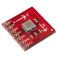 ماژول شتاب سنج دو محور ADXL203CE +/-1.7g  محصول Sparkfun امریکا