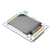 "Arduino Esplora 1.8"" TFT LCD با امکان اتصال حافظه میکرو SD"