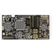 Chipwhisperer-Lite SCA side-channel analysis of the development board