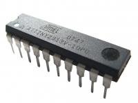 میکروکنترلر AVR 8 بیتی ATTINY2313V-10PU