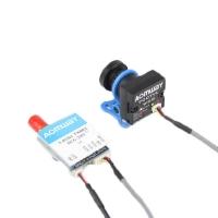 ست دوربین 700TVL CMOS با فرستنده 5.8گیگاهرتز 600 میلی وات محصول AOMWAY