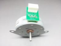 استپر موتور باریک 24 ولت گام 3.75 درجه Minebea مدل PM42S-096