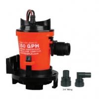 پمپ کفکش سیالات 12 ولت 800gph_3m3/h_50Lpm   4mمناسب کمپینگ مدل SFBP1-G800-03