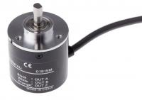 انکودر اینکریمنتال 1000 پالس ولتاژ 5 تا 24 ولت با خروجی NPN Open Collector مدل E6B2-CWZ6C