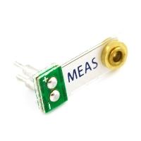 سنسور لرزش پیزوالکتریک افقی کوچک با وزنه Measurment Specialties آمریکا
