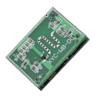 ماژول تشخیص حرکت مایکروویو با قابلیت تشخیص تا 8 متر مدل XYC-WB-DC
