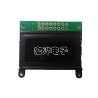 نمایشگر LCD بک لایت مشکی 0802 کاراکتری مدل HY0802A