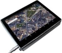 نمایشگر 8اینچ HDMI رزولوشن 1024x768مولتی تاچ خازنی همراه قاب پلاستیکی مدل ODROID-VU8C