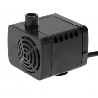 پمپ براشلس مایعات 12 ولت 3وات 2متر پرتاب آب قابل قرارگرفتن در مخزن 280L/H 280mA