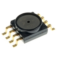 سنسور فشار منفی برای 115- تا 0 کیلو پاسکال مدل MPXV6115V6U/6T1