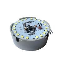 چراغ سقفی LED توان 5 وات نور سفید با سنسور تشخیص حرکت ماکروویو