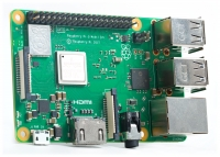 بورد رسپبری پای 3  Raspberry Pi 3 Model B+ UK ساخت Element14