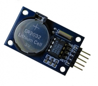ماژول ساعت DS1302 با باتری