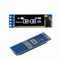 ماژول نمایشگر OLED سفید 0.91اینچ با رابط I2C سایز 128x32