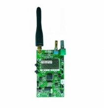 ماژول فرستنده و گیرنده صدا واکی تاکی فرکانس 136 تا 174 مگاهرتز توان 1 وات با SR-FRS-1W(بدون باطری)