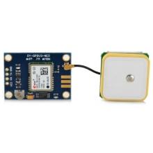 ماژول گیرنده GPS/GLNS مدل NEO-7M با آنتن سرامیکی