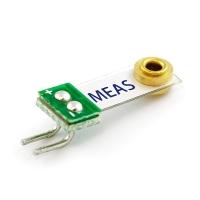 سنسور لرزش پیزوالکتریک کوچک عمودی با وزنه Measurment Specialties آمریکا