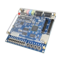 برد آموزشی FPGA مدل DE1 برای ALTERA Cyclone II Terasic تایوان