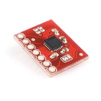 ماژول جایرو 3 محور دیجیتال ITG-3200 محصول Sparkfun