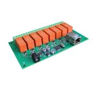 برد کنترل 8 رله از طریق اترنت ETH-RLY16