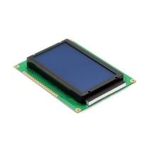 نمایشگر گرافیکی Winstar  آبی 64*128 مدل WG12864A-TMI-V#N